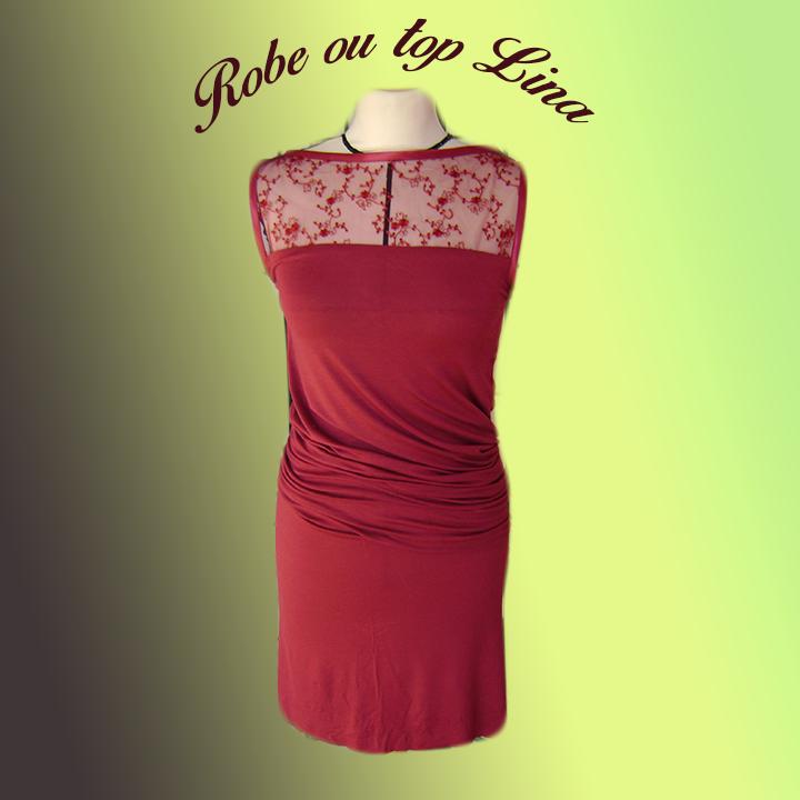 patron robe lina